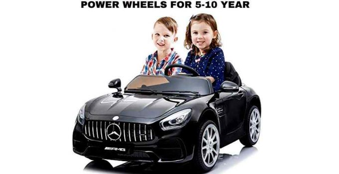 Power Wheels For 5-10 Year