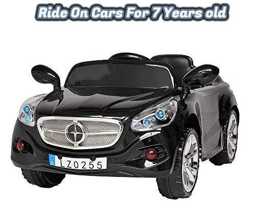 Ride on Cars for 7 year olds