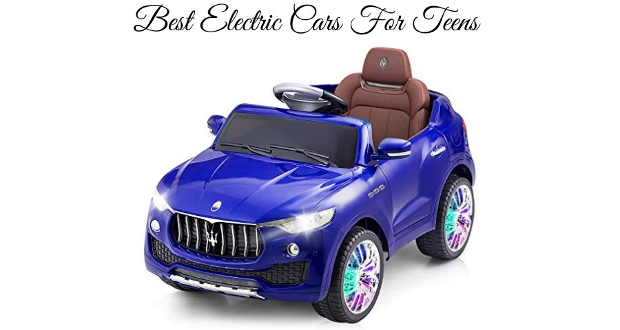 Electric Cars For Teens
