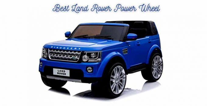 Land Rover Power Wheel