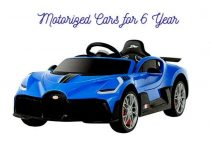 Motorized Cars for 6 Year olds