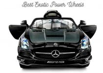 Best Exotic Power Wheels