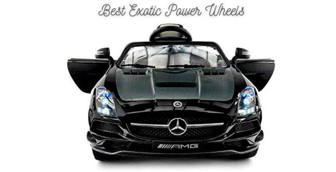 Best Exotic Power Wheels