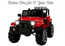 Electric Cars for 10 Year Olds to Drive
