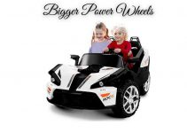 Power Wheels For Big Kids