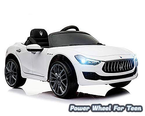 Power Wheels For Big Kids