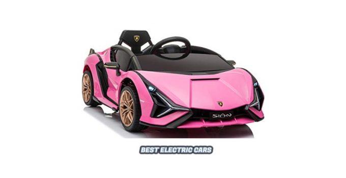 Power Wheels For Girls