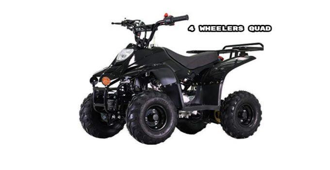 Four Wheelers Power Wheels