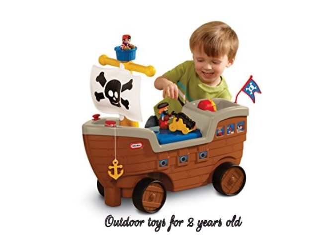 Best Outdoor Toys For 2 Yr Olds